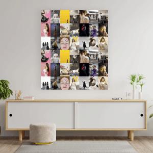 Cuadros para fotos - Mosaico