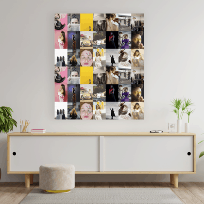 Cuadros para fotos – Mosaico